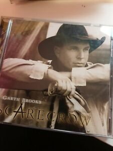 Garth Brooks - Scarecrow - Garth Brooks CD CMVG The Cheap Fast Free Post The