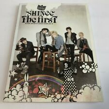 SHINee The first CD + PHOTOBOOKLET