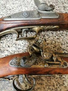 Civil war musket ball and replica muskets
