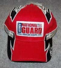 GREG BIFFLE #16 ADULTS NASCAR RACING CAPS HAT NATIONAL GUARD