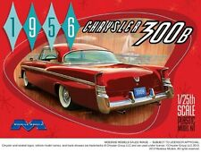 Moebius Models [MOE] 1:25 1956 Chrysler 300B Plastic Model Kit 1207 MOE1207