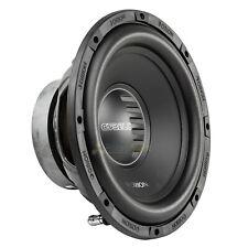 "10"" Subwoofer Dual 4 Ohm 1500 Watt Max Shallow Car Audio Sub Orion Ct104S Single"