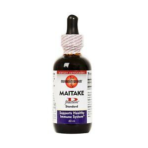 Mushroom Wisdom Maitake D Fraction,Standard 60 ml