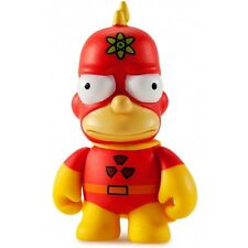 Radioactive Man 2/20 The Simpsons 25th Anniversary Series Mini Figurine Kidrobot