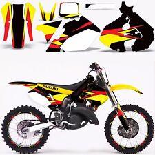 motorcycle accessories for suzuki rm125 for sale ebay rh ebay com 1996 suzuki rm125 owners manual 1991 Suzuki RM 125 Manual