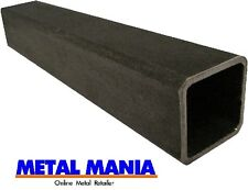 Steel box section 80mm x 80mm x 3mm x 2000mm square hollow section
