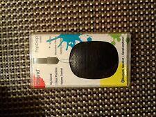 Dreamgear i.sound pop drop licorice Bluetooth speaker+speakerphone