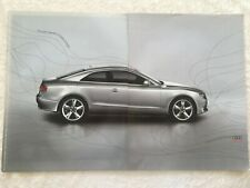 AUDI A5 RHYTHM OF LINES POSTER ADVERT READY FRAME A3 SIZE F