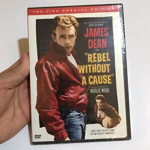 Rebel Without a Cause (Brand New DVD, 2-Disc Set, Special Edition) James Dean