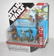 2008 Star Wars Battle Packs Unleashed Kashyyyk Warriors MOC