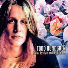 TODD RUNDGREN - HELLO, IT'S ME AND MY FRIEND CD SEALED