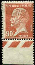 France Scott #193 Mint With Margin Tab