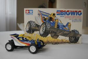 Tamiya Vintage 1987 1/32 4wd Mini Type 1 The Bigwig,Ridiculously Rare!