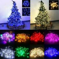 US Battery Operated LED String Fairy Lights Halloween Christmas Party Decoration