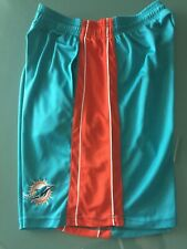 Men's Miami Dolphins NFLTeam shorts Size 1X