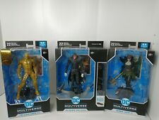 McFarlane Toys DC Multiverse Batman Who Laughs earth-52 flash -11 the drowned