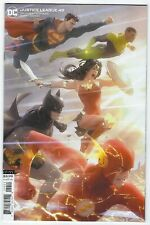 Justice League # 49 Variant Cover NM DC