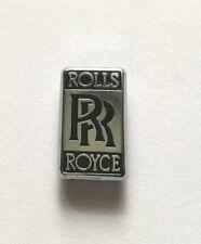 Rolls Royce Enamel Lapel Pin Badge Tie Tack