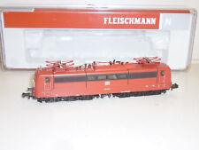 Fleischmann N: 738010 E-Lok 151 010-6 der DB-AG, orientrot,  Schnittstelle, neu
