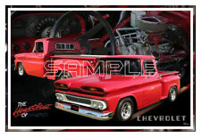 1960 Chevy Apache 10 Poster Print