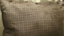 Ralph Lauren Rock River Green  Plaid  15X 20 Decorative Pillow New