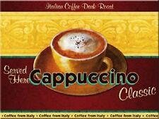Cappuccino Classic aimant pour réfrigérateur Aimant 6 x 8 cm