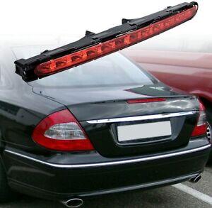 For Mercedes Benz E Class W211 AMG LED Rear Bumper 3rd Brake Lights Signal Lamp