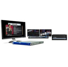 BSTOCK Chyron IP Package HD/SD 2D & 3D graphics for Tricaster **Financing w/AC