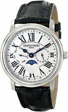 Frederique Constant Classics Business Timer Moon Phase Men's Watch 270M4P6