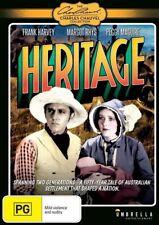 Heritage (DVD, 2015)