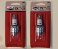Champion RJ19LM  Genuine OEM (868-1) Spark Plugs 2 Pack