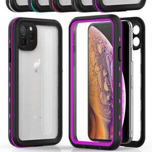 Waterproof 360 Shockproof Full Protective Cover Case For iPhone 12/11 Pro Max SE
