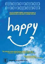 Happy (DVD, 2012)