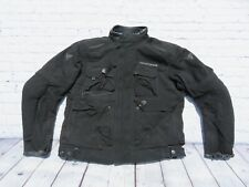 Men DAINESE Black Nyon Goretex Waterproof Motorcycle Racing Riding Jacket Medium