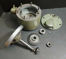 Brown Amp Sharpe No 13 Tool Amp Cutter Grinder Elevating Assembly Parts Handwheel