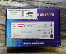 Thunder Power USA Li-Poly Charger THP-425 NIB