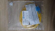 Baltronic 2725029 2xSC/UPC-SC/UPC SM 10/125  15m Optic Cable Patchcord Duplex