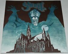 Ghost Opus Eponymous LP New Official Limited Black Vinyl LP