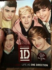 New listing One Direction - Dare To Dream Life As One Direction Soft Cover Book