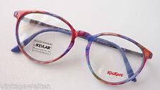 Kickers Children's Glasses Acetate + Spring Clip Metal Frames Multicolour Solid