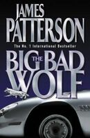 The Big Bad Wolf by James Patterson (Audio cassette, 2003)