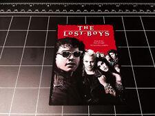 The Lost Boys 1987 movie logo style decal sticker 80s horror comedy vampire