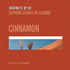 Journeys By DJ Supreme Beings of Leisure - Cinnamon NEW CD