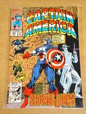 CAPTAIN AMERICA #397 MARVEL COMIC HIGH GRADE NICE CONDITION FEBRUARY 1992