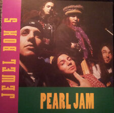 Pearl Jam: Jewel Box 5 - Rare, Live & Unreleased (CD 1994) Italy