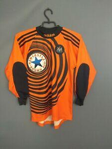 Newcastle United Jersey 1997 1998 Goalkeeper Kids Boys Shirt Adidas ig93