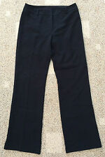 NWOT DKNY Womens Size Small Black Rayon & Polyester Dress Pants