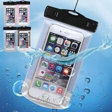 Underwater Waterproof Case Cover Pouch for Mobile Phone Samsung Apple iPhones