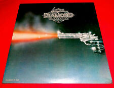 PHILIPPINES:LEGS DIAMOND - Fire Power LP,SEALED,Glam Rock,Blues,Deep Purple,RARE