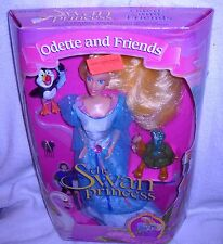 #2549 RARE NRFB Vintage Tyco Swan Princess - Princess Odette Doll & Friends